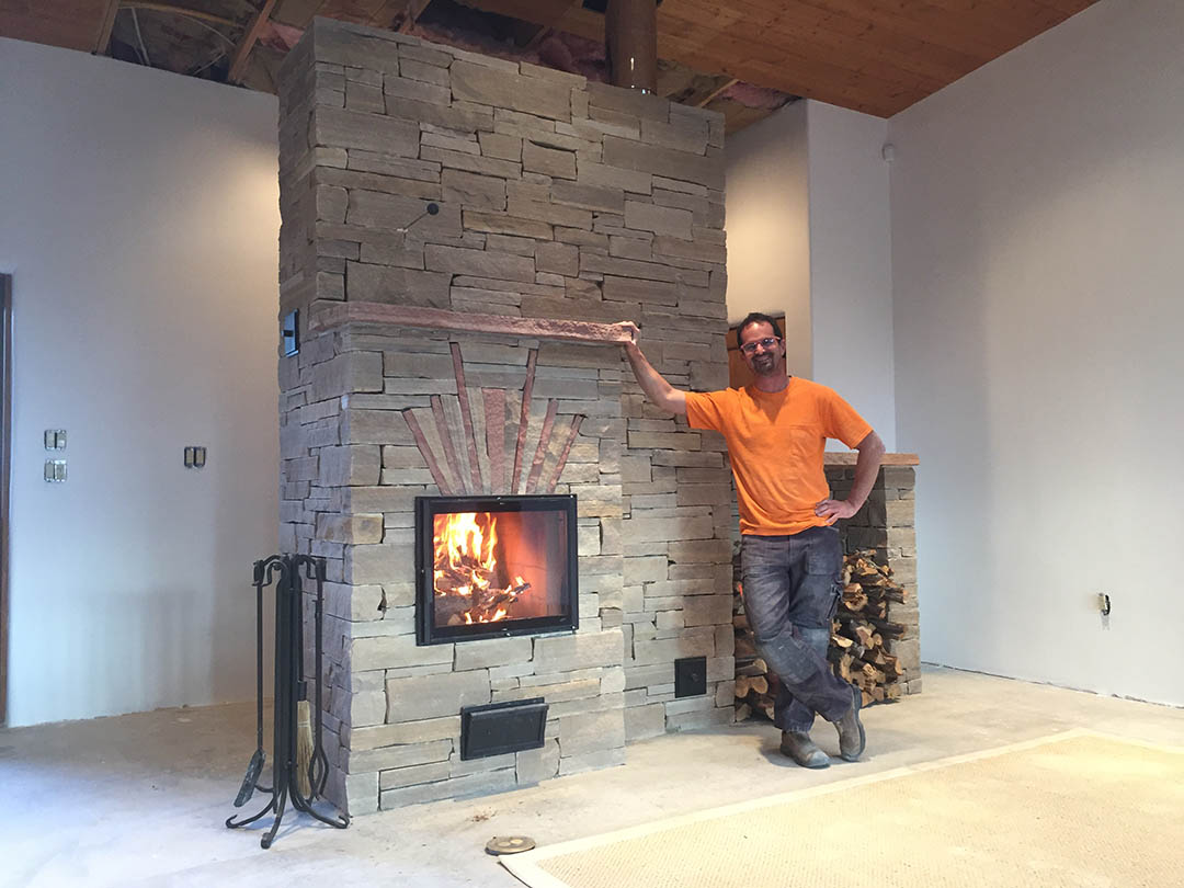 Interested In A Custom Masonry Heater For Your Home